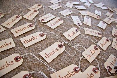 Diy Tags For Wedding Favors - DIY Unixcode