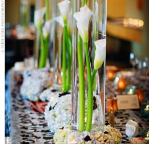 Diy Project Submerged Underwater Flower Centerpieces